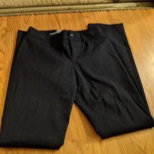 Banana republic navy blue work trousers